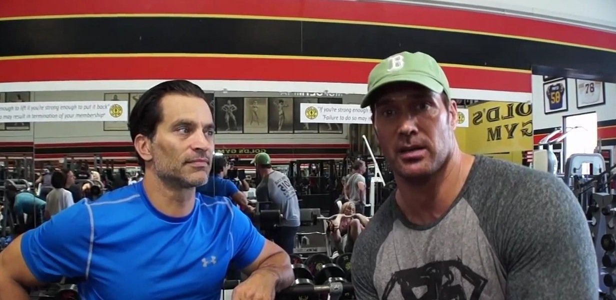 WATCH: Get Abs for T.V. and Movies – Mike O'Hearn & Johnathon Schaech