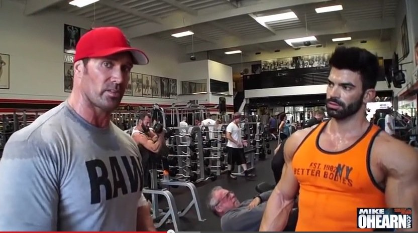 mike ohearn chest aug 2 2015