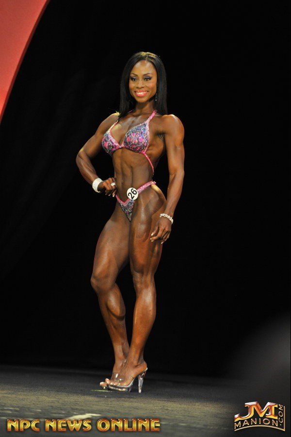Latorya Watts figure 2015 winner
