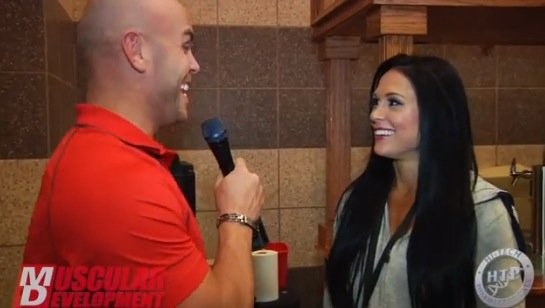 ashley kaltwasser interview olympia 2015