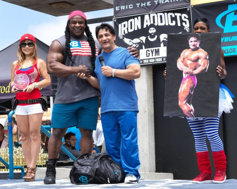WATCH: Muscle Beach Hall of Fame Induction of Danny Padilla