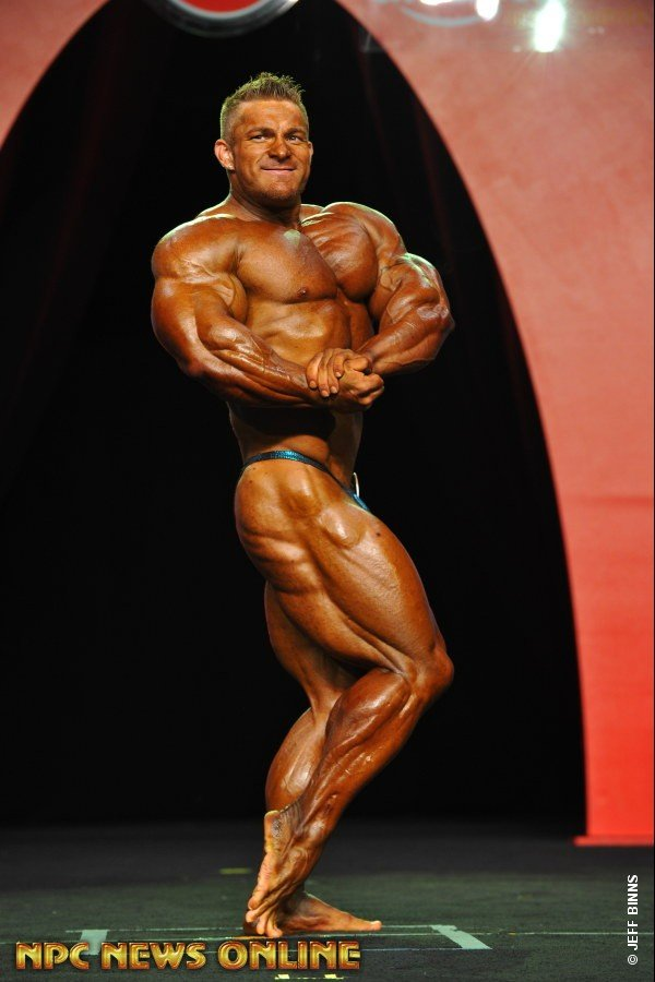RESULTS: Flex Lewis wins the 212 Olympia for the fourth time!!