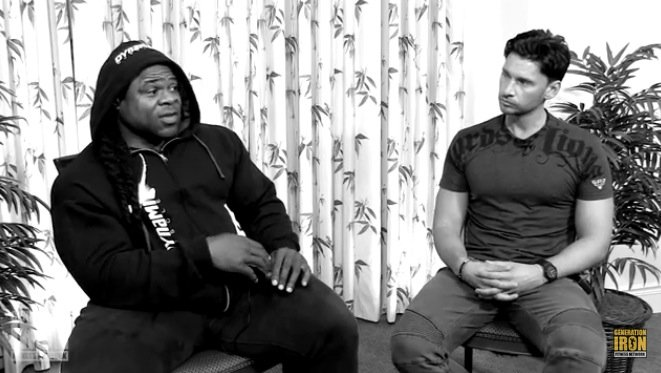 generation iron interview kai greene