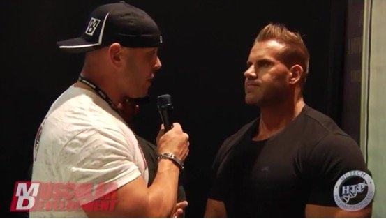 jay cutler interview olympia expo 2015