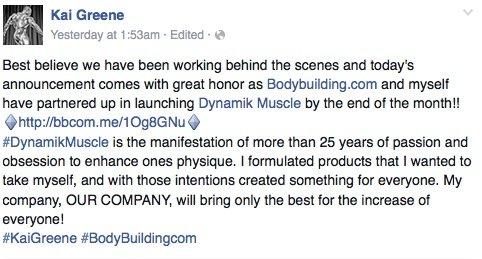 kai and bodybuilding.com