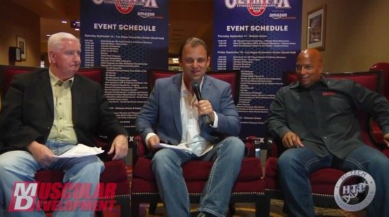 WATCH: Mr. Olympia and 212 preview