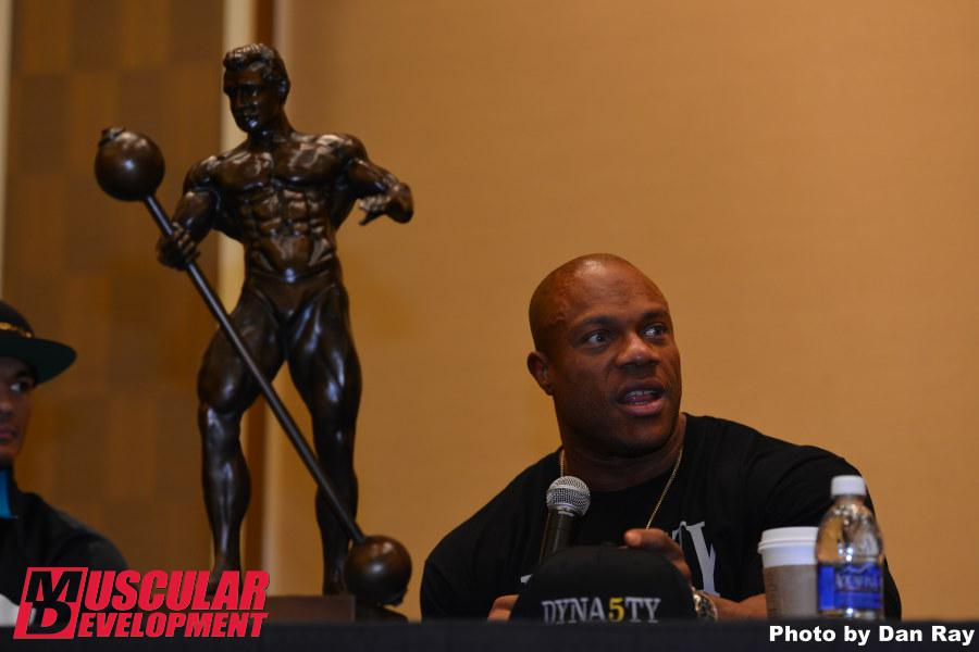 olympia seminar 2015 phil heath