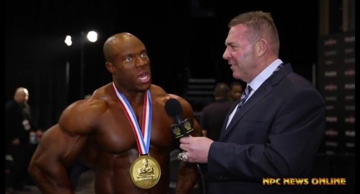 phil heath olympia win interview 2015
