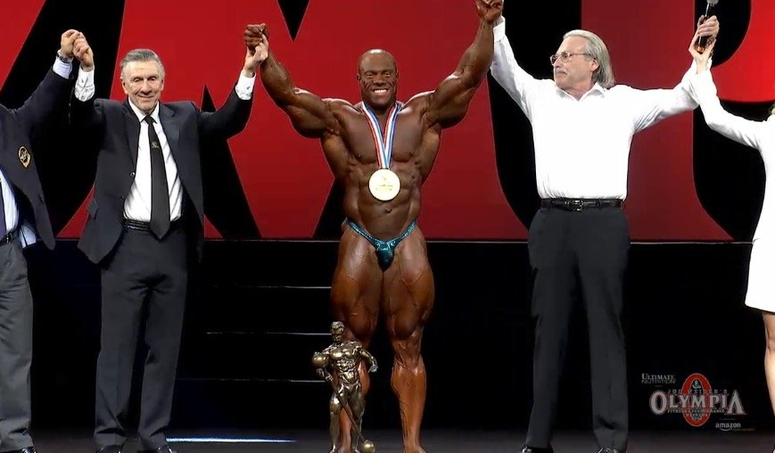 RESULTS: Phil Heath wins the Mr. Olympia title for the fifth time!!