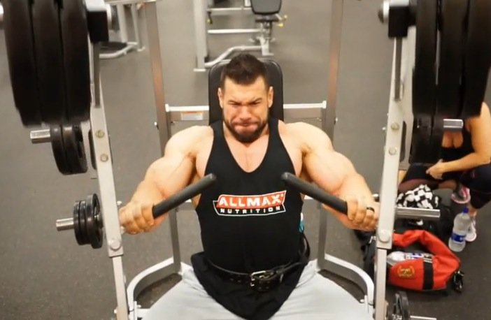 WATCH: Steve Kuclo's Road to the Olympia