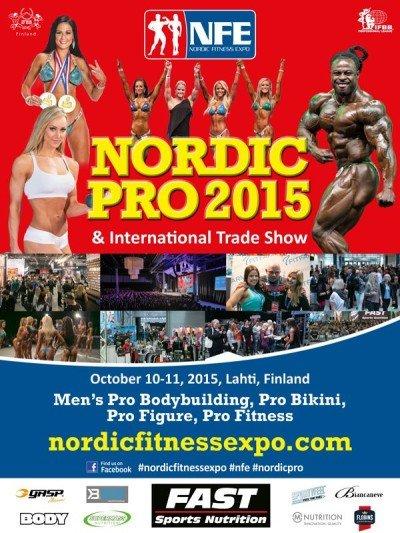 2015 Nordic Pro flyer