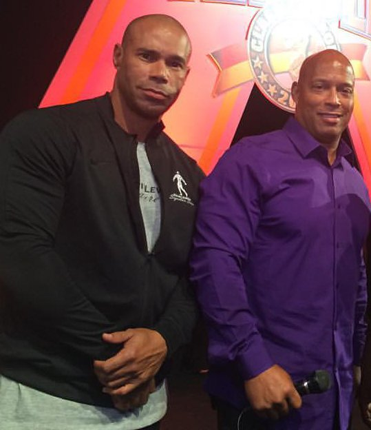 Shawn Ray to MC the 2016 Levrone Pro Classic in Poland