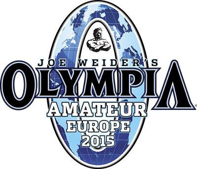 OLYMPIA AMATEUR EUROPE 2015