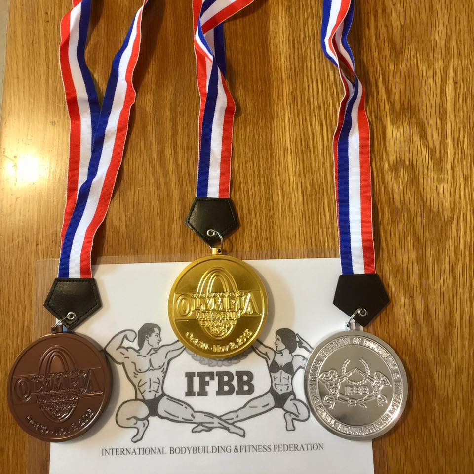 2015 IFBB Amateur Olympia Liverpool running order of events