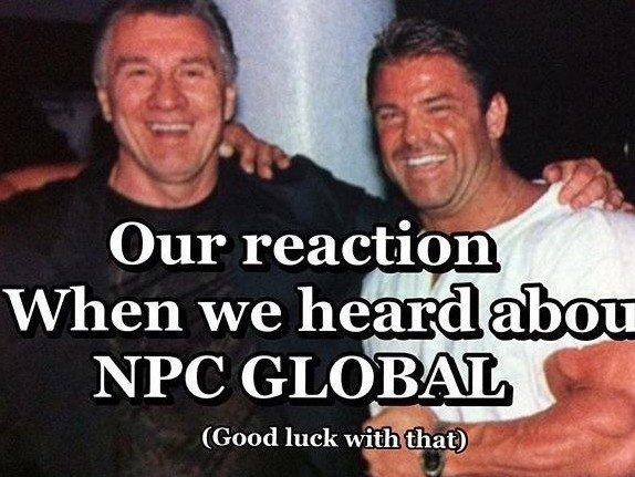 eddie on NPC global
