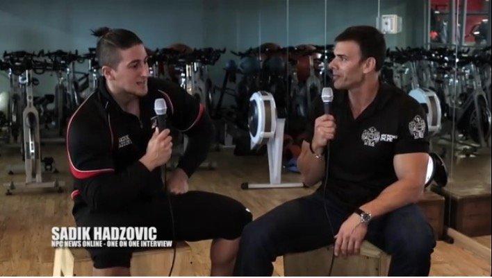 WATCH: IFBB Pro Sadik Hadzovic confirms move to Classic Physique