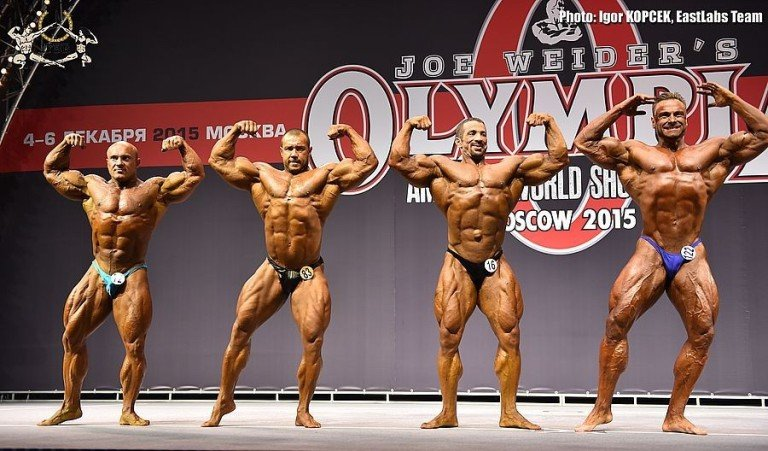 2015 OLYMPIA AMATEUR WORLD SHOWDOWN: CATEGORY BY CATEGORY