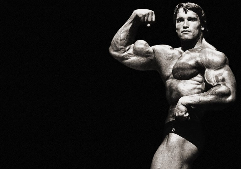 Thanks to Arnold…Posing Matters Again!!!