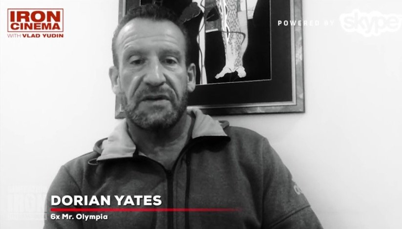 dorian yates Dec 2016