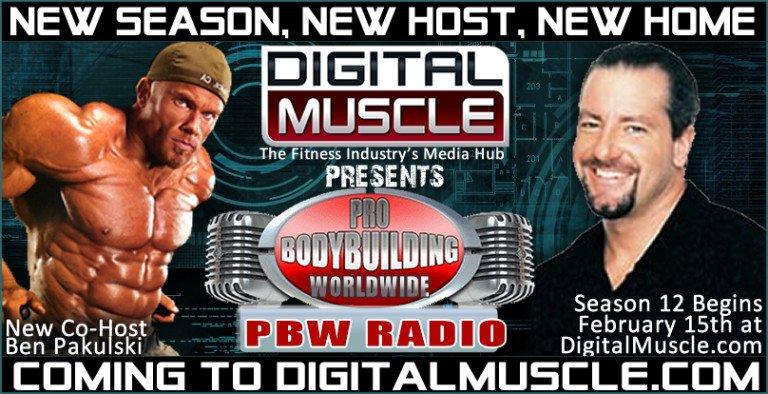 EXCLUSIVE: PBW RADIO – NEW SEASON, NEW HOST, NEW HOME