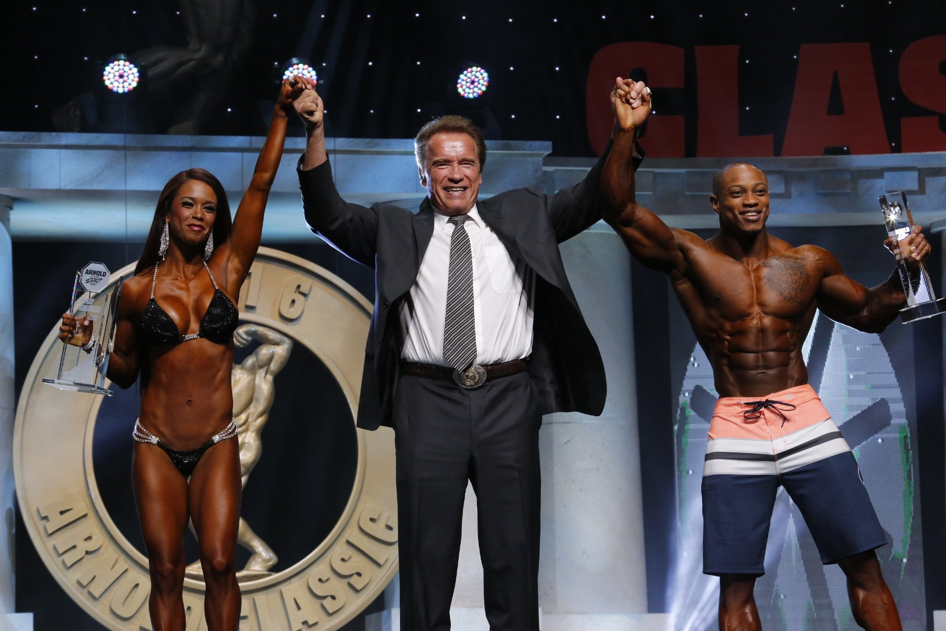 2018 arnold classic amateur results