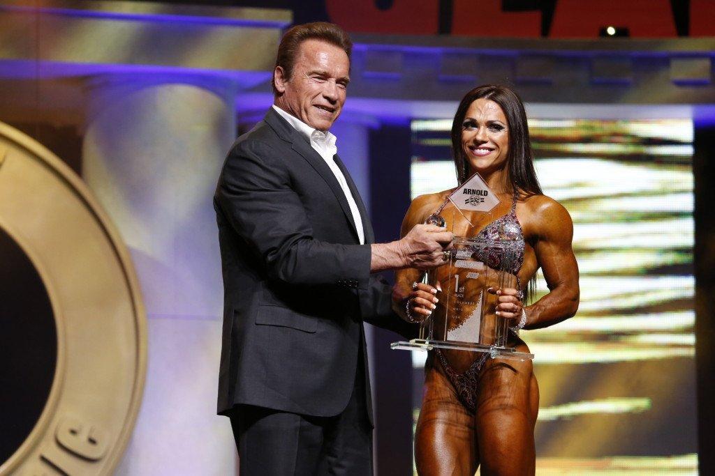 Fitness International Winner Oksana Grishina