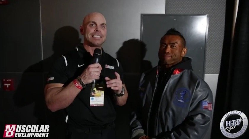 MD 212 arnold 2016 interview