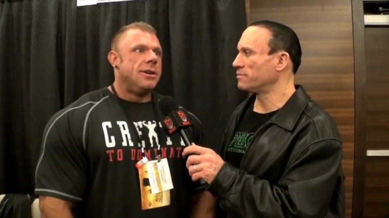 WATCH: 2016 Arnold Classic Athlete Meet & Greet with Dave Palumbo