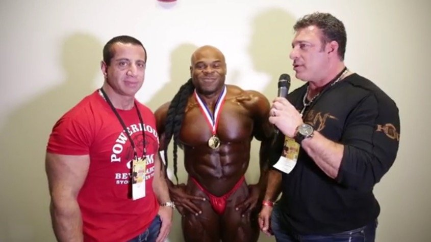 kai greene interview arnold 2016