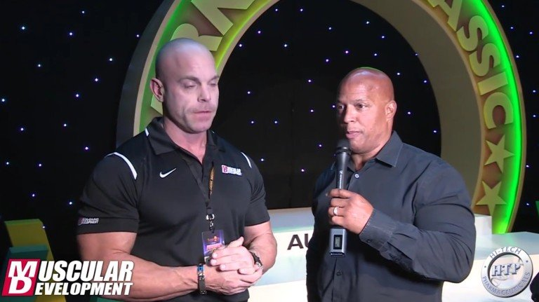 WATCH: Shawn & David Wrap-up Friday Finals & Prejudging – 2016 Arnold Classic Australia