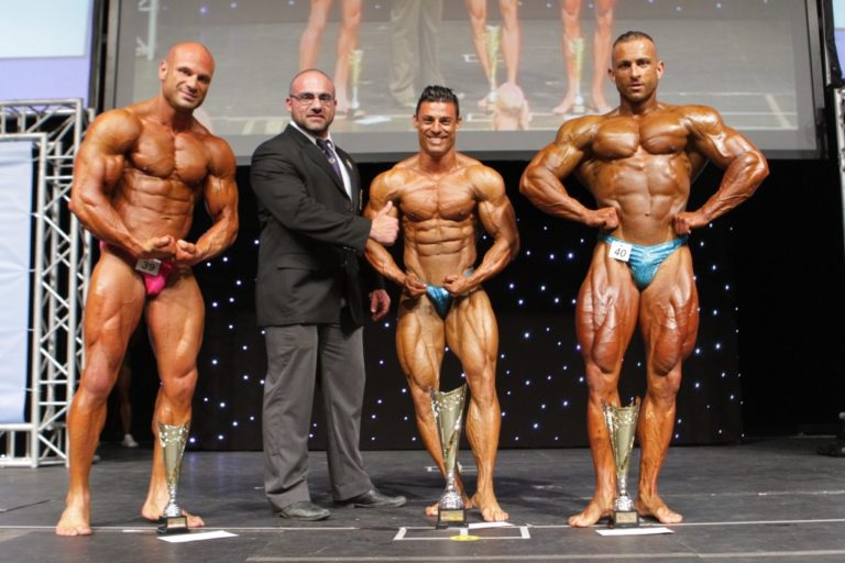 RESULTS: IFBB Malta 2016 National Championships and International Grand Prix