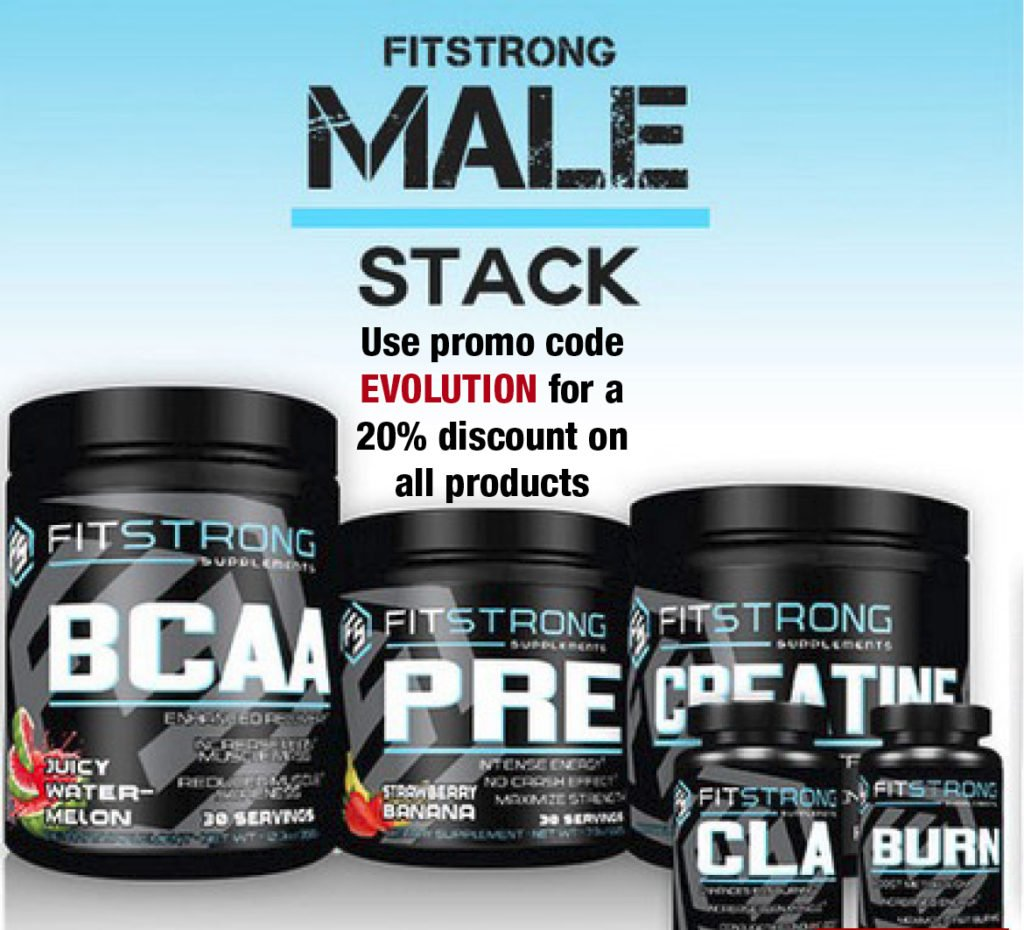 Fitstrong evo code
