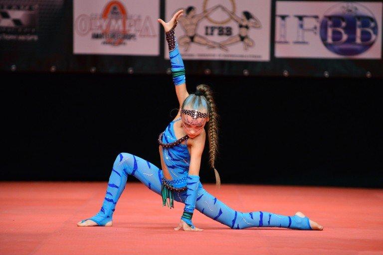 children fitness championships 2016