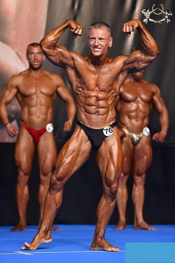 2016 EUROPEAN BODYBUILDING AND FITNESS CHAMPIONSHIPS