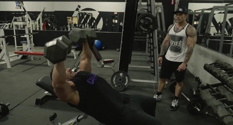 WATCH: How To Build a Massive Chest with 4x Mr Olympia Jay Cutler