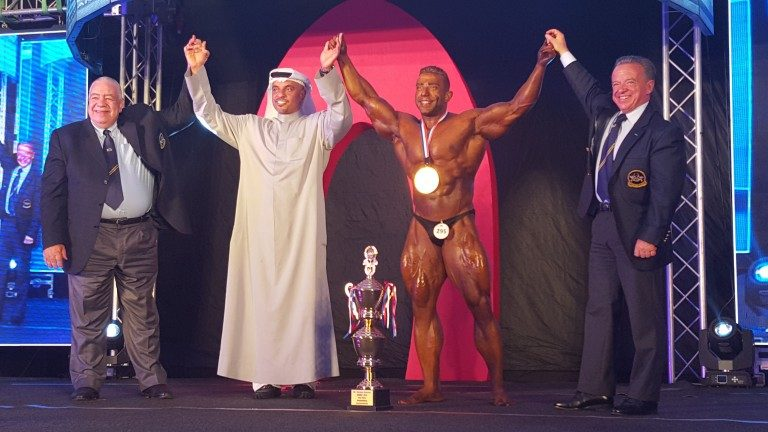 Four athletes win IFBB Pro cards at the 2016 Amateur Olympia – Kuwait