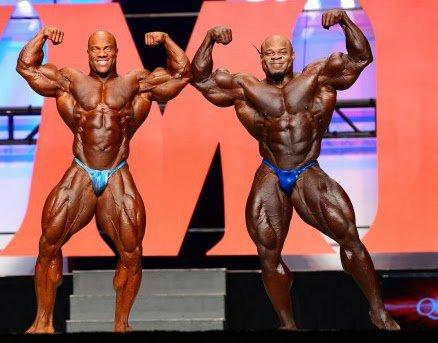 Does Kai Greene need the Mr. O or does it need him?