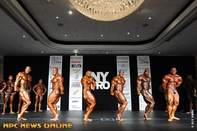 WATCH: 2016 New York Pro Call Outs