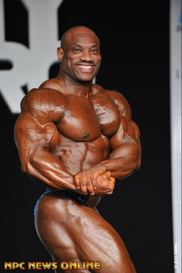REPORT: Dexter Jackson wins the 2016 New York Pro