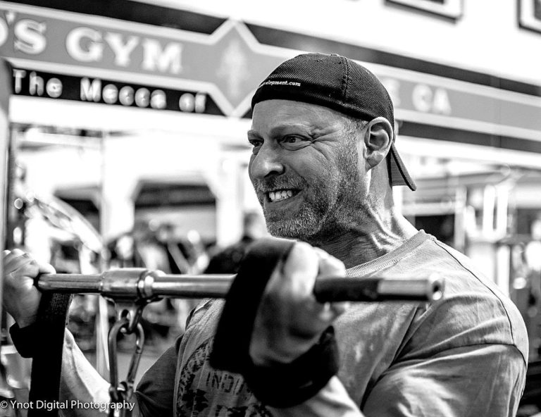 EXCLUSIVE: Eric 'Merlin' Broser's comments on Levrone's comeback