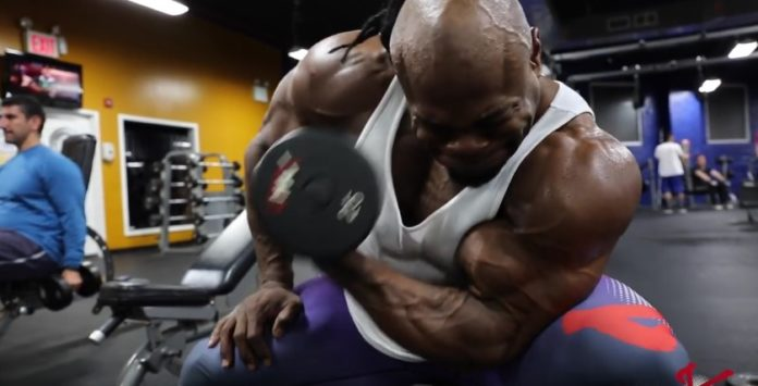 WATCH: Kai Greene - Mind vs Muscle Series