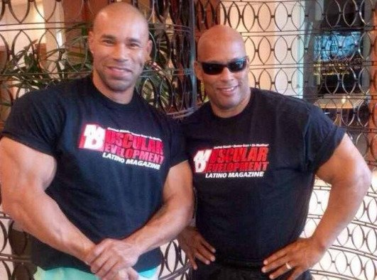 shawn ray and levrone