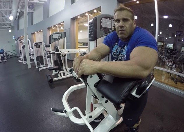 Watch Jay Cutler S Training Tips Evolution Of Bodybuilding