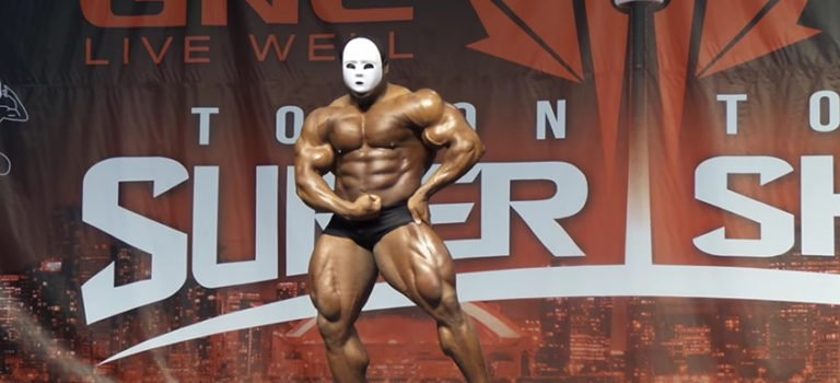 WATCH: Kai Greene Guest Posing at the IFBB Toronto Pro 2016
