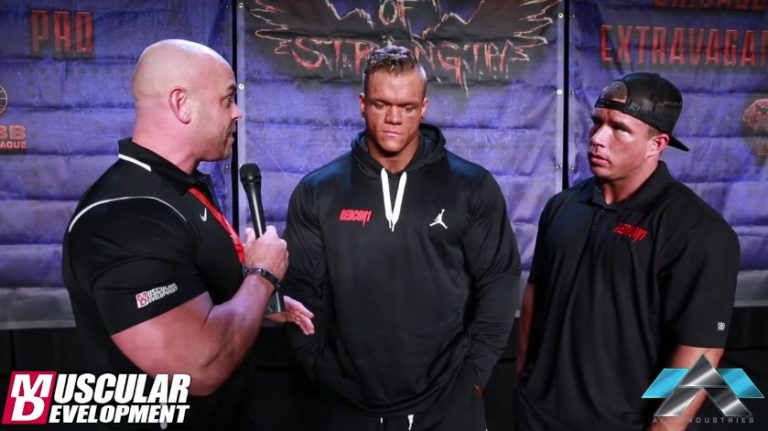 WATCH: 2016 Wings of Strength Chicago Pro athlete interviews