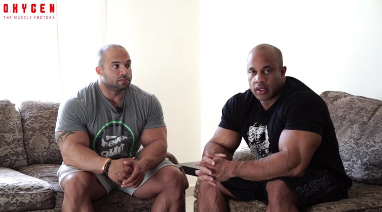 WATCH: Víctor Martínez and Jon De La Rosa talk about Kuwait's Oxygen Gym