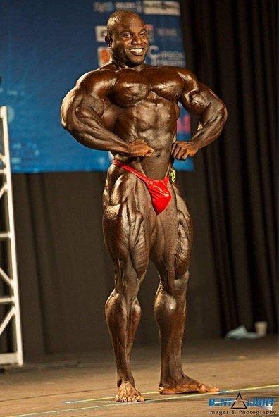 IFBB Tampa Pro 2016 – Akim Williams wins the bodybuilding open class