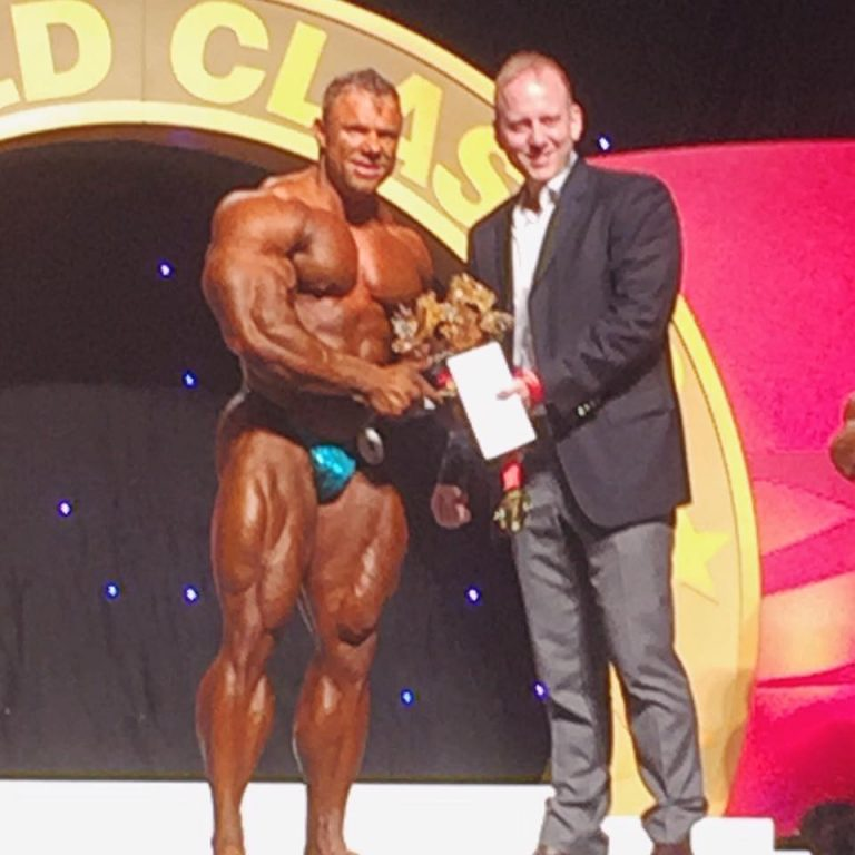 2016 Arnold Classic Asia – Justin Compton wins