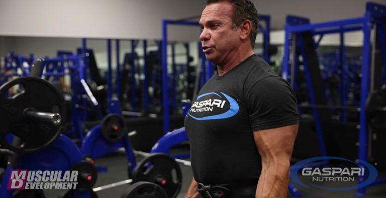 WATCH: IFBB Pro Rich Gaspari talks about Modern and Classic Bodybuilding