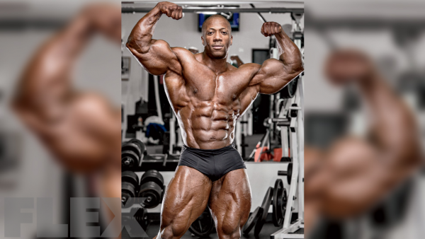 Industry News: Shawn Rhoden Signs with AMI/Weider